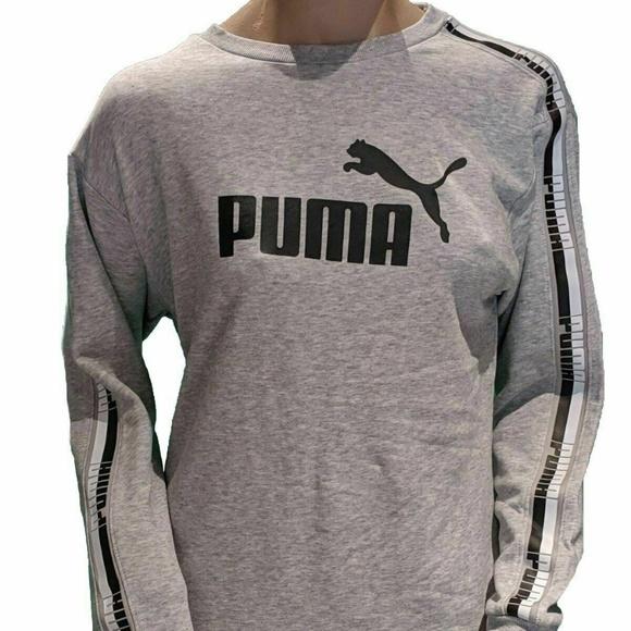 Puma Tape Crew Sweater